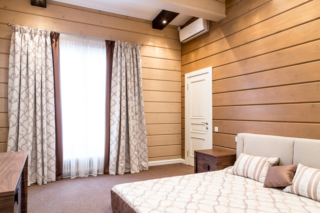 1.1 шторы в спальню